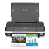 Hewlett Packard Portable Printer